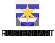 Blason de la marie de Rustenhart 68 Alsace